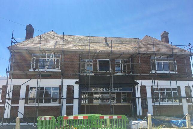 Thumbnail Flat for sale in Middlecroft Lane, Gosport