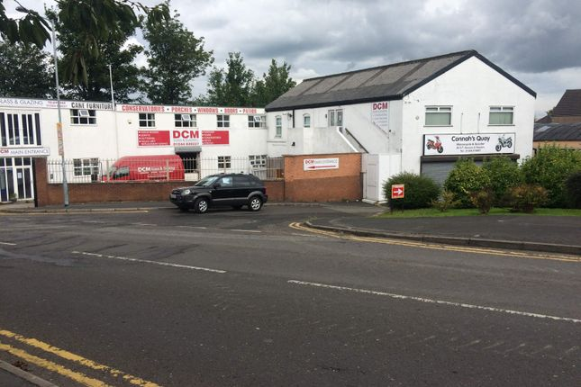 Thumbnail Light industrial for sale in 8-10 Dock Road, Connahs Quay, Deeside