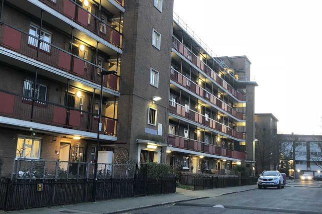 Thumbnail Flat to rent in Zion House, Jubilee Street, London