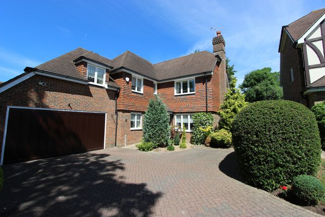 4 bed detached house for sale in Walnut Grove, Banstead