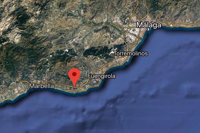 Thumbnail Land for sale in Marbella East, Andalusia, Spain