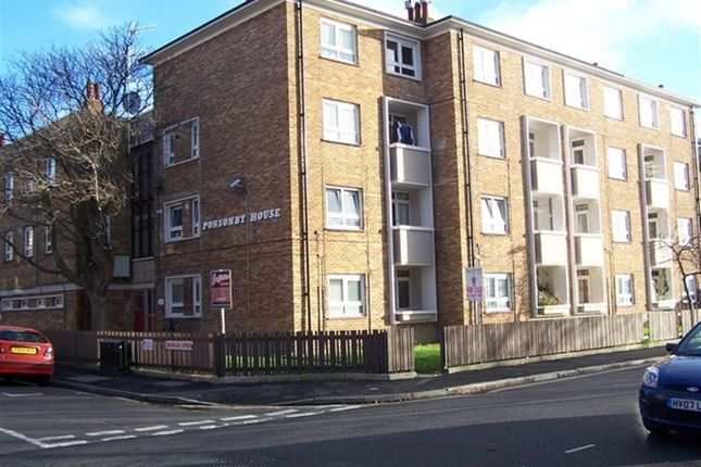 Thumbnail Maisonette to rent in St. James's Road, Southsea, Hampshire