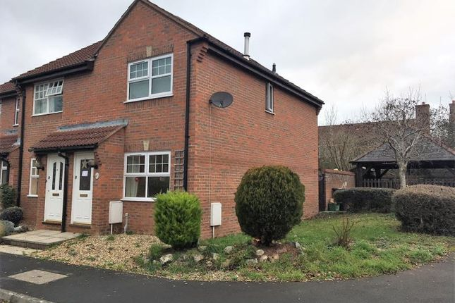 Thumbnail End terrace house to rent in Weirfield Green, Taunton, Somerset