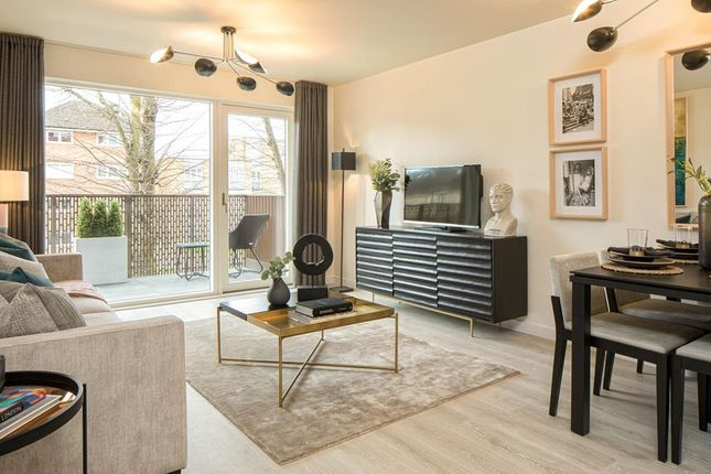 """2 bed flat for sale in """"Bluebell House"""" at Glenburnie Road, London SW17"""