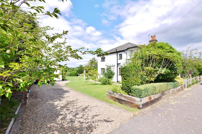 Thumbnail Semi-detached house for sale in Coxtie Green Road, Pilgrims Hatch, Brentwood, Essex
