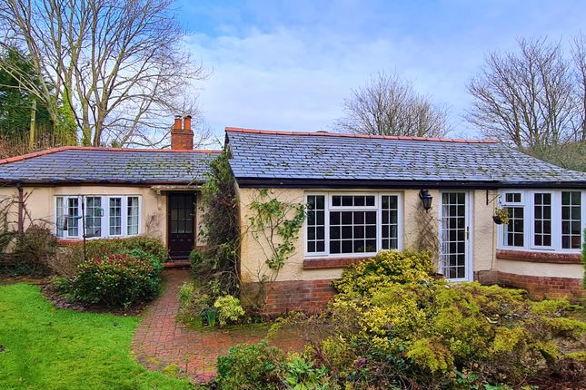 Thumbnail Detached bungalow for sale in Greenway Lane, Sidmouth
