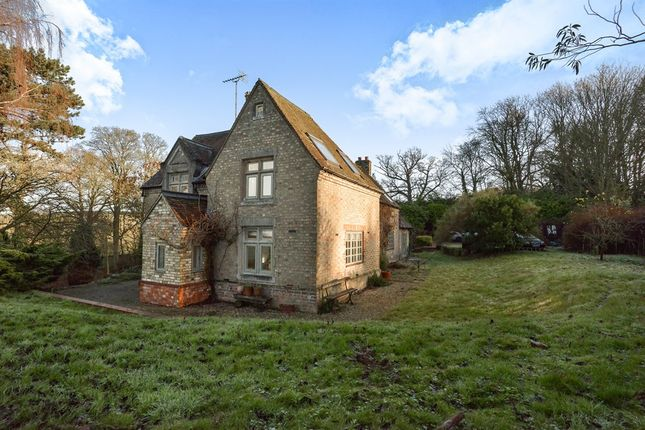 Thumbnail Detached house for sale in Galley Lane, Great Brickhill, Milton Keynes