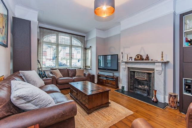 Thumbnail Semi-detached house to rent in Melrose Avenue, Willesden Green