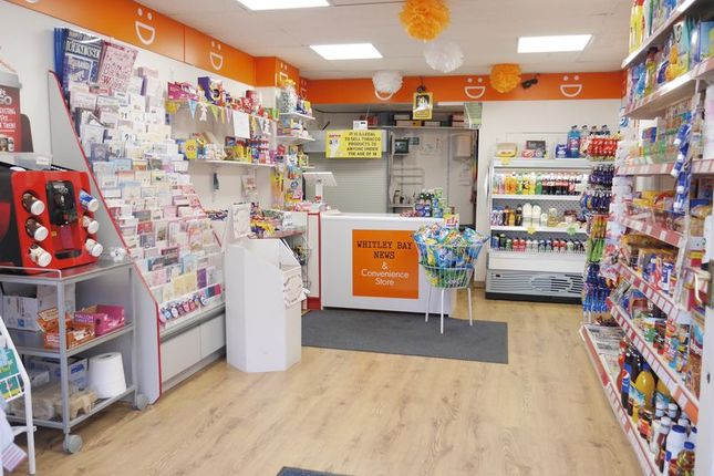Photo 6 of Whitley Bay News & Convenience Store, 67 Park View, Whitley Bay NE26