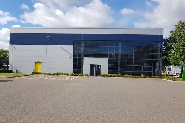 Thumbnail Industrial to let in Road One, Winsford Industrial Estate, Winsford