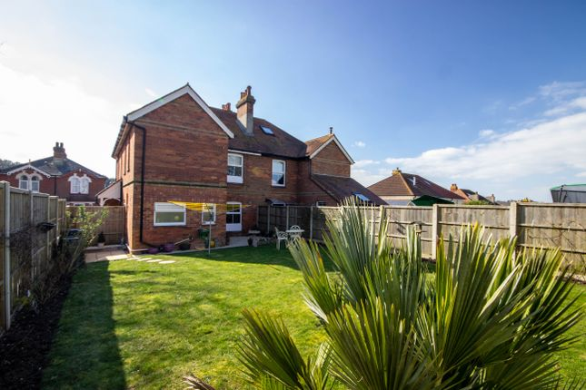 Semi-detached house for sale in Connaught Road, East Cowes, Isle Of Wight
