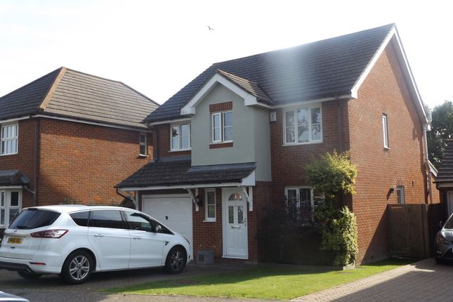 Thumbnail Detached house to rent in Constantine Road, Kingsnorth, Ashford