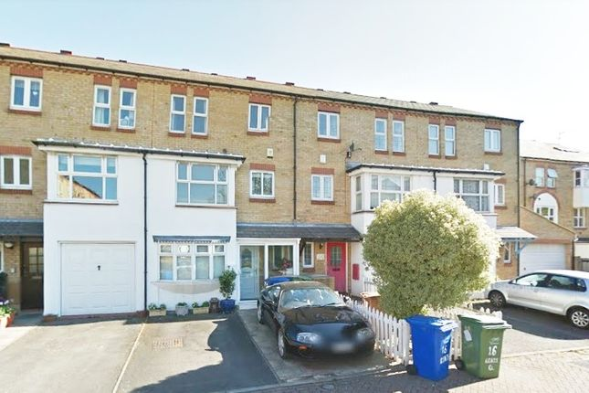 Thumbnail Terraced house to rent in Keats Close, London Bridge