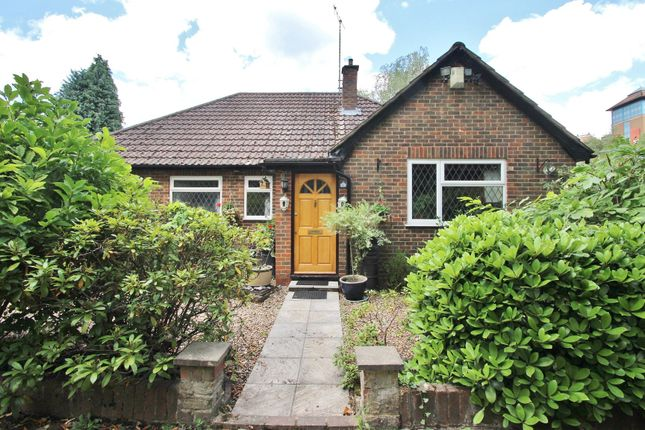 Thumbnail Detached bungalow for sale in Horsell/Woking, Surrey