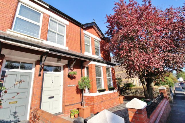 Thumbnail Semi-detached house for sale in Station Road, Caerleon, Newport