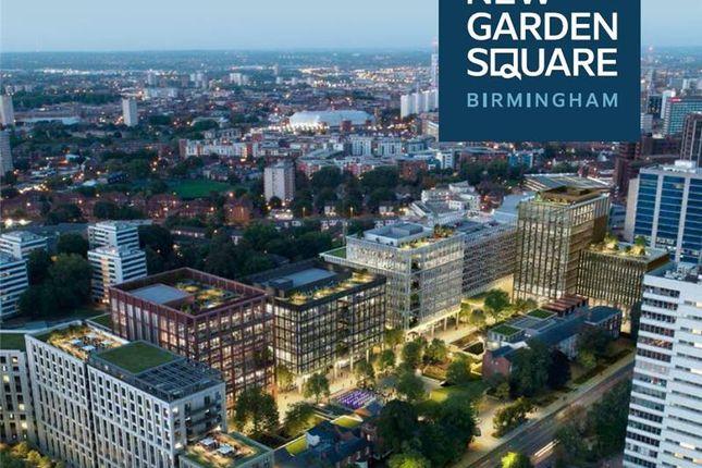 New Garden Square, Hagley Road, Edgbaston, Birmingham, West Midlands B16