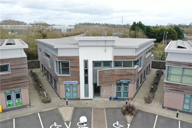 Thumbnail Office to let in First Floor, Unit 4, The Triangle, Wildwood Drive, Worcester, Worcestershire