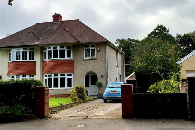 Thumbnail Property to rent in Henfaes Road, Tonna, Neath