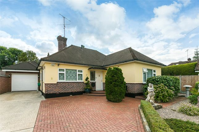 Thumbnail Detached bungalow for sale in Farm Close, Hutton, Brentwood, Essex