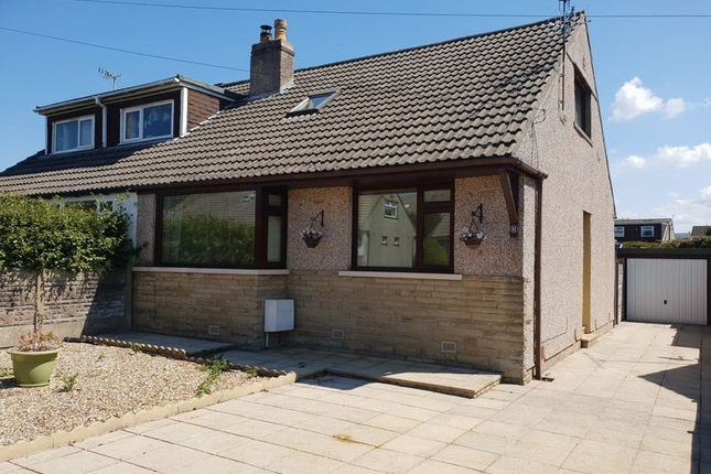 Thumbnail Bungalow for sale in Sykelands Avenue, Halton, Lancaster