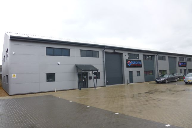 Thumbnail Light industrial to let in Nuffield Road, St Ives