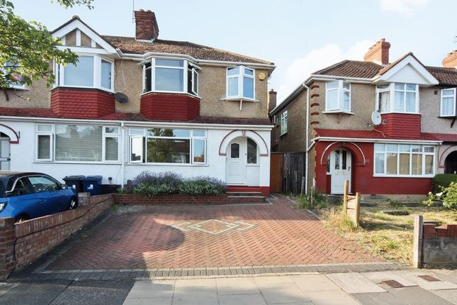 3 bed end terrace house for sale in Wadham Gardens, Greenford