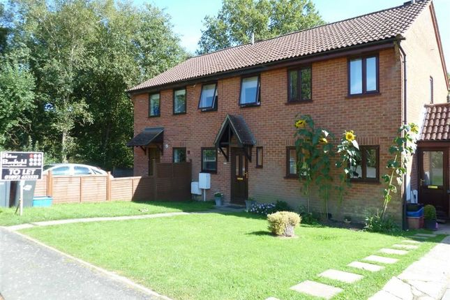 Thumbnail Terraced house to rent in Forest Dene, Crowborough