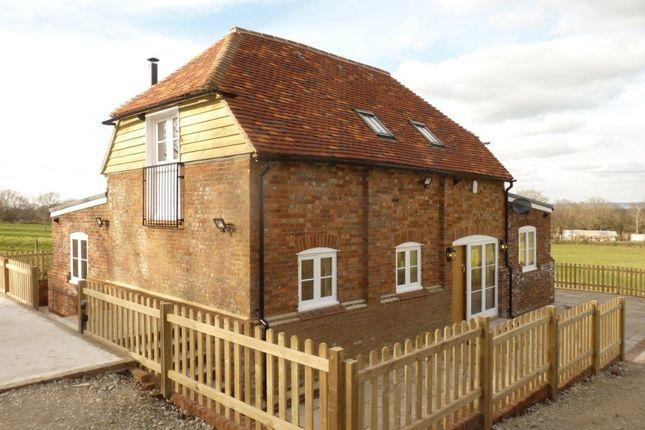 Thumbnail Barn conversion to rent in Benenden Road, Biddenden, Kent