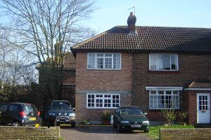 Thumbnail Semi-detached house to rent in Kingston Borders, Richmond Ham Surrey