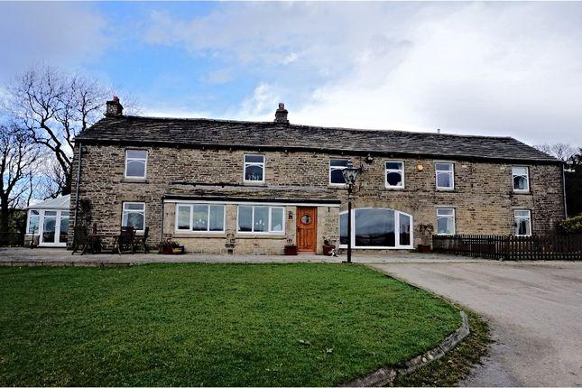 Thumbnail Farmhouse for sale in Broadhead Road, Edgworth, Bolton