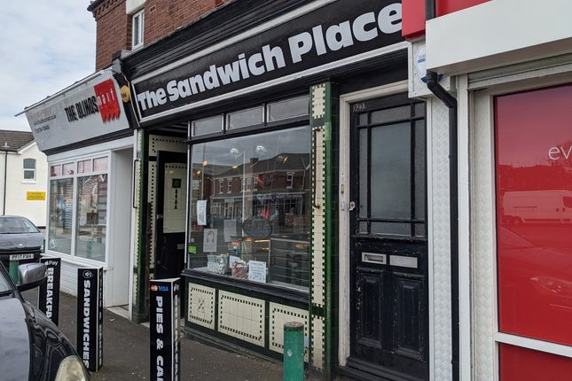 Thumbnail Retail premises for sale in Southport, Merseyside
