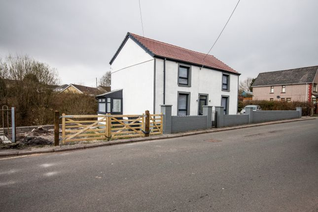 Thumbnail Detached house for sale in Scwfra Road, Tredegar, Gwent