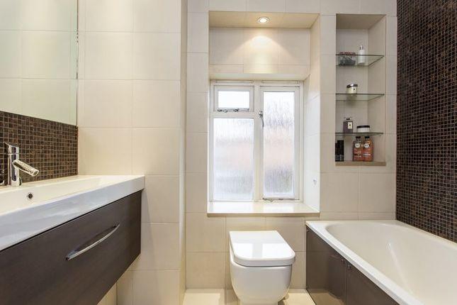 Bathroom of North Hill, Highgate N6