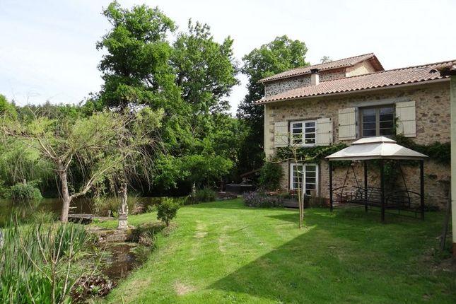 Thumbnail Property for sale in Near Maisonnais Sur Tardoire, Haute-Vienne, Limousin