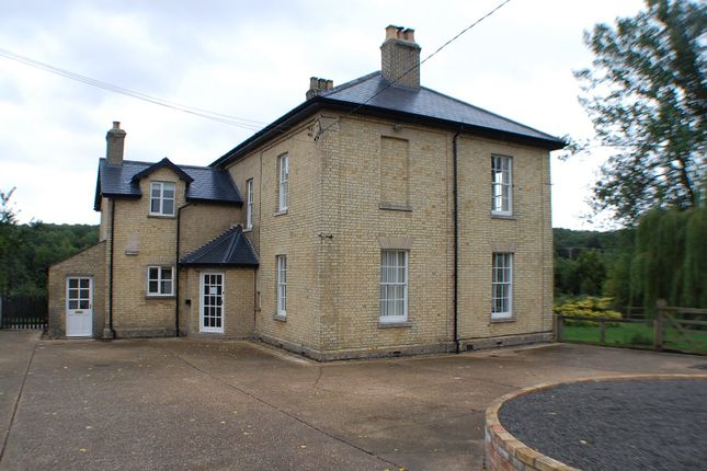 Thumbnail Detached house to rent in Edgehill Farm House, Old North Road, Bourn