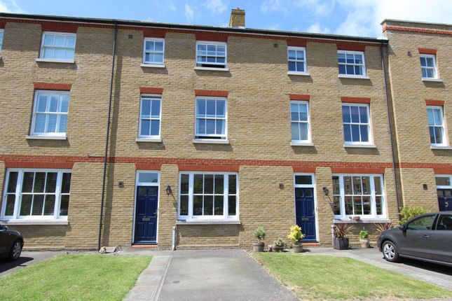 Thumbnail Town house for sale in Cavalry Court, Deal