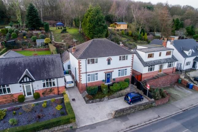 Thumbnail Detached house for sale in Handley Road, New Whittington, Chesterfield, Derbyshire