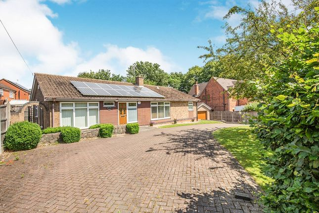 Thumbnail Bungalow for sale in High Street, Newhall, Swadlincote, Derbyshire