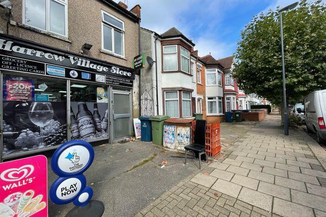Thumbnail Flat to rent in Butler Road, Harrow