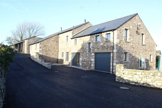 Thumbnail Barn conversion for sale in 2 Orchard Croft, Whasset, Milnthorpe, Cumbria