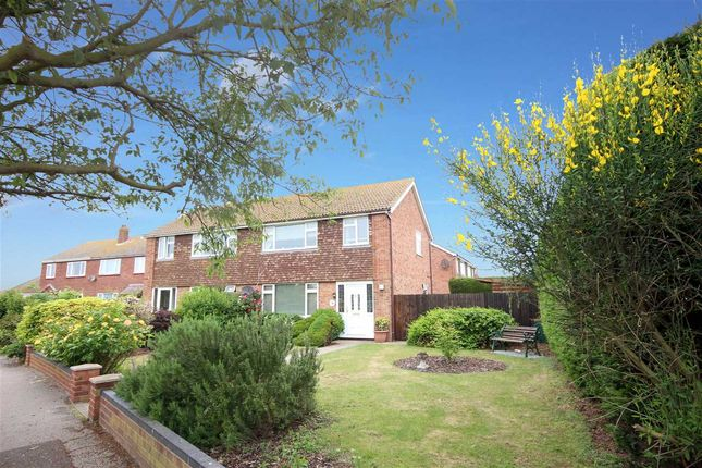 Thumbnail Semi-detached house for sale in Hereford Road, Holland-On-Sea, Clacton-On-Sea