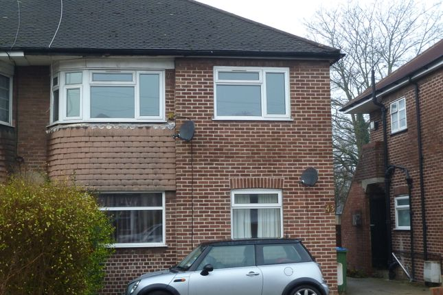 Thumbnail Duplex to rent in Spring Road, Southampton