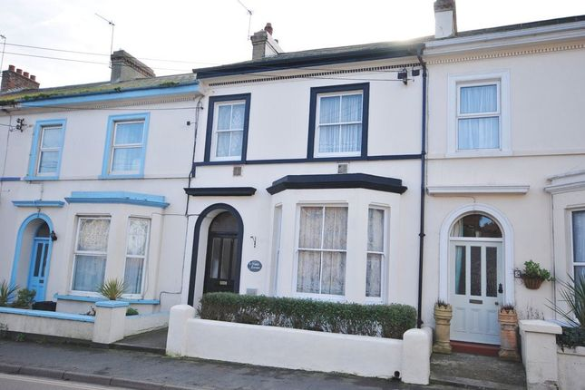 Thumbnail Flat to rent in Manor Terrace, Manor Road, Seaton