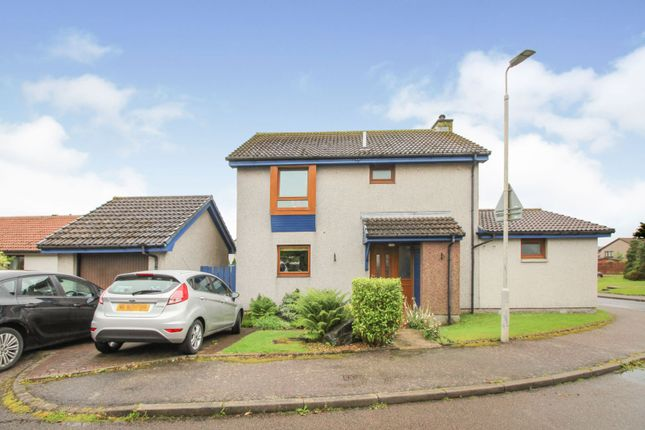 Thumbnail Detached house for sale in Lethen Walk, Portlethen, Aberdeen