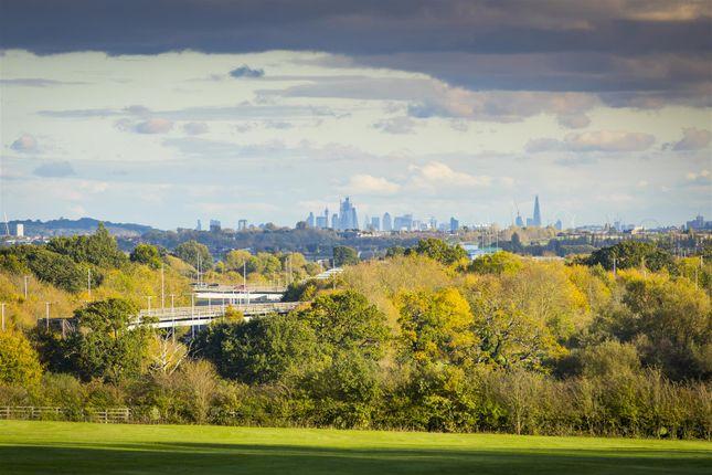 London Skyline of Plot 26, The Boston, St. Andrew's Park, Uxbridge UB10