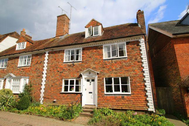 3 bed end terrace house for sale in Bells Lane Tenterden Kent & 3 bed end terrace house for sale in Bells Lane Tenterden Kent TN30 ...