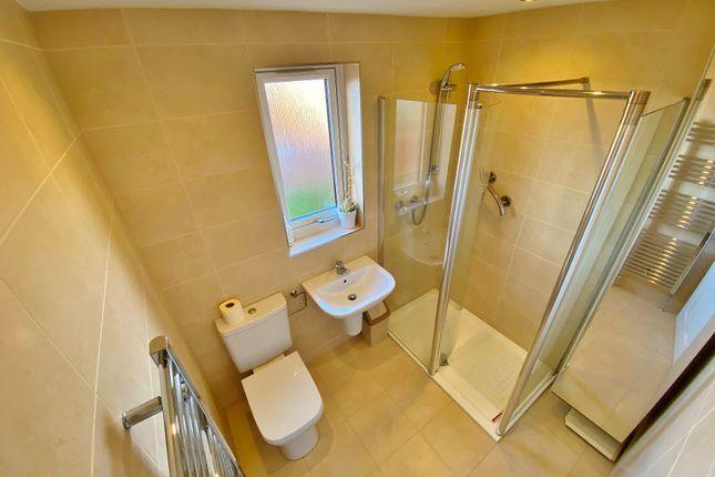Shower Room of 26 Clermiston Green, Clermiston, Edinburgh EH4