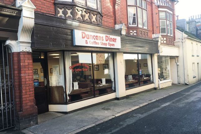 Thumbnail Property to rent in Duncans Diner, 20/22 Michael Street, Peel