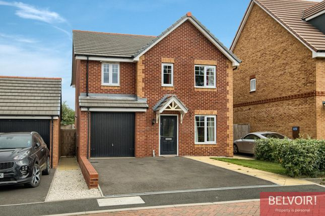 Thumbnail Detached house for sale in Little Trace Avenue, Southam