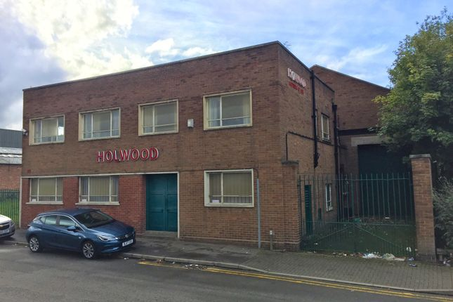 Thumbnail Industrial to let in Devon Street, Birmingham